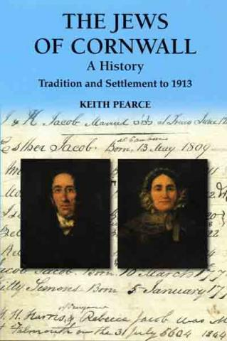 The Jews of Cornwall by Keith Pearce